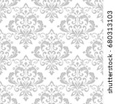 wallpaper in the style of... | Shutterstock .eps vector #680313103