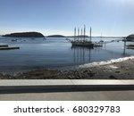 bar harbor  maine | Shutterstock . vector #680329783