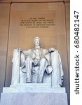Small photo of Abraham Lincoln Memorial