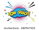 low price sale tag. vector pop...