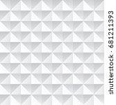 tileable modern recurring... | Shutterstock .eps vector #681211393