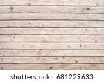 texture of rough boards | Shutterstock . vector #681229633
