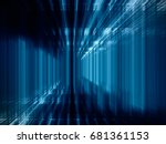 abstract background element.... | Shutterstock . vector #681361153