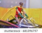 singapore   jun 27 2017   model ... | Shutterstock . vector #681396757