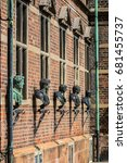 copenhagen  denmark   june 21 ... | Shutterstock . vector #681455737