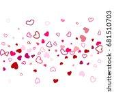 love background vector for... | Shutterstock .eps vector #681510703