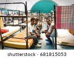 settimo torinese  italy   july...   Shutterstock . vector #681815053