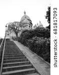 Staircase  Basilique Sacr  C U...