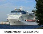 velsen  the netherlands   july... | Shutterstock . vector #681835393