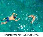 gagliano del capo  italy   july ... | Shutterstock . vector #681988393