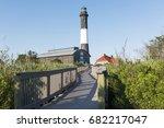 The Fire Island Lighthouse...