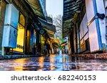 quebec city  canada   may 31 ... | Shutterstock . vector #682240153