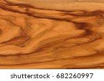 empty olive wood texture... | Shutterstock . vector #682260997