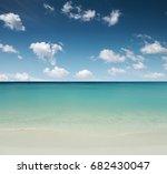 Beautiful Sandy Beach  ...
