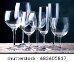 shapes of wine glasses