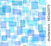 seamless pattern of overlapping ...   Shutterstock .eps vector #682662073