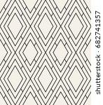 vector seamless pattern. modern ... | Shutterstock .eps vector #682741357