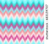 patten chevron zigzag tribal... | Shutterstock .eps vector #683159707