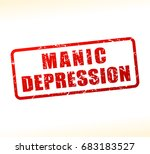 illustration of manic... | Shutterstock .eps vector #683183527