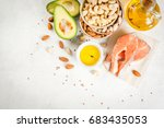 Healthy Food. Products With...