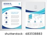 template vector design for... | Shutterstock .eps vector #683538883