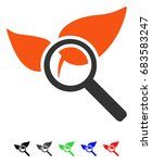 explore natural drugs flat... | Shutterstock .eps vector #683583247