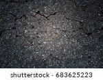 crack background texture of... | Shutterstock . vector #683625223