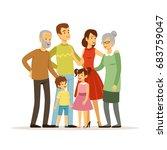 vector illustration of big... | Shutterstock .eps vector #683759047