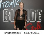 los angeles   jul 24   charlize ... | Shutterstock . vector #683760013