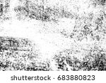 metal texture with scratches... | Shutterstock . vector #683880823