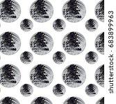 seamless geometric pattern. | Shutterstock .eps vector #683899963