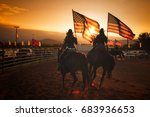 Small photo of American State Fair with Girls on Horseback