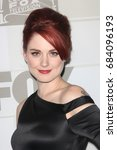 Small photo of Hollywood, CA, USA; September 23, 2012; Alexandra Breckenridge arrives at the FOX & FX 64th Primetime Emmy Awards Party at Soleto.