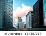 hong kong cityscapes | Shutterstock . vector #684307387