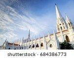 San Thome Basilica Is A Roman...