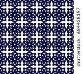 seamless pattern. modern... | Shutterstock . vector #684428197