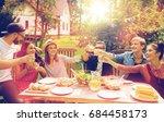 summer  holidays  celebration...   Shutterstock . vector #684458173