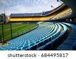 la bombonera  buenos aires ... | Shutterstock . vector #684495817