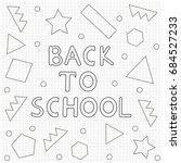 back to school background  hand ...