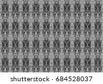 abstract halftone backdrop in... | Shutterstock . vector #684528037
