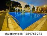 kusadasi  turkey   july 23 ... | Shutterstock . vector #684769273