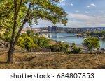 serbia  belgrade   july 26 ... | Shutterstock . vector #684807853