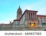 pretoria  south africa   circa... | Shutterstock . vector #684837583