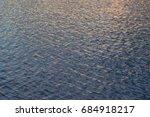 water surface splashing of... | Shutterstock . vector #684918217