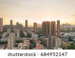 xiamen city   jul 11 2015... | Shutterstock . vector #684952147