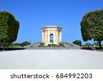 montpellier  france   july 7 ... | Shutterstock . vector #684992203