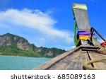 krabi islands  | Shutterstock . vector #685089163