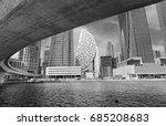 dubai  uae   march 29  2017 ... | Shutterstock . vector #685208683
