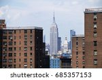 new york city   july 2017  the... | Shutterstock . vector #685357153