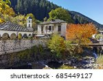 19th century church of the...   Shutterstock . vector #685449127